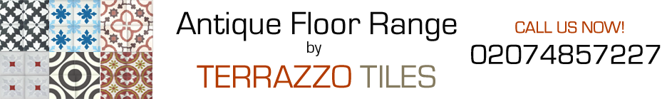 Antique Tiles by Terrazzo Tiles